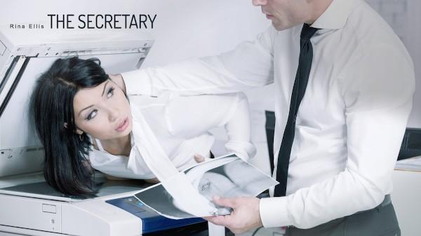 The Secretary - Rina Ellis - Babes