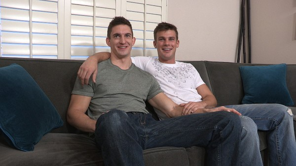 Joey & Matt: Bareback - Best Gay Sex