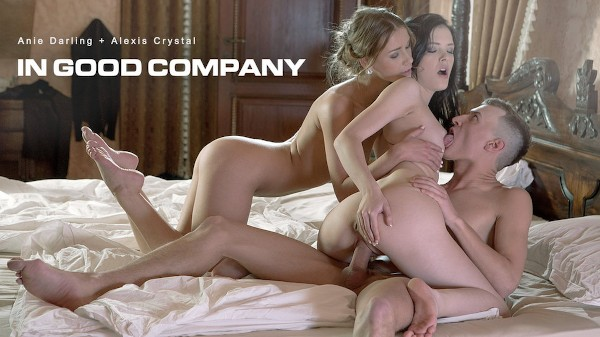 In Good Company - Alexis Crystal, Charlie Dean, Anie Darling - Babes
