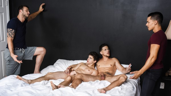 Enjoy Fuck Me Silly Part 3 on Twinkpop.com Featuring Roman Todd, Ethan Slade, Will Braun, Cliff Jensen