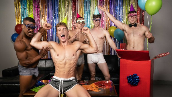Watch Birthday Cake on Male Access - All the Best Gay Porn in One place