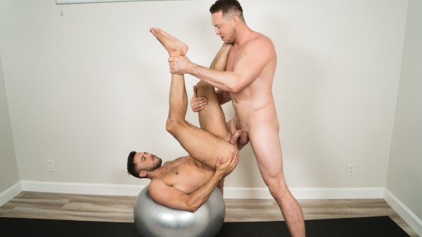 Watch Power Yoga Part 3 on Male Access - All the Best Gay Porn in One place