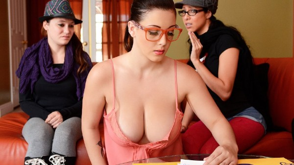 The Life of the Party - Brazzers Porn Scene
