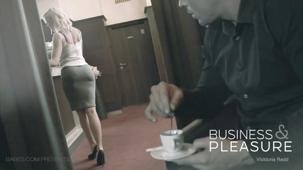 Business and Pleasure - Petr Fergus, Vicktoria Redd - Babes