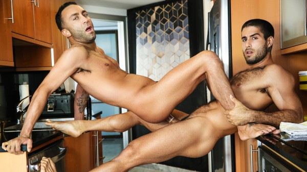 Watch Clean Pipes, Dirty Talk on Male Access - All the Best Gay Porn in One place