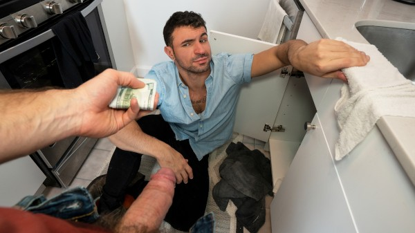 Watch Str8Chaser: Plumber on Male Access - All the Best Gay Porn in One place