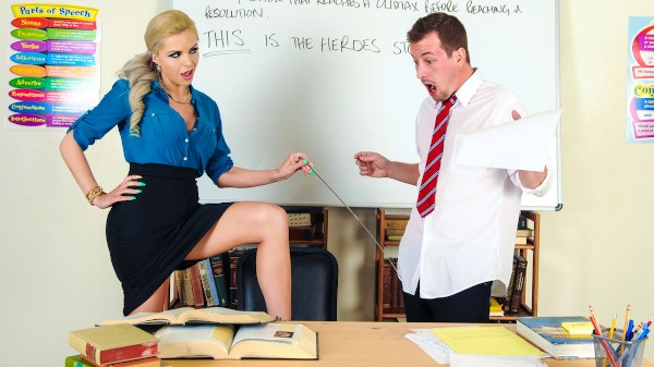 Teachers 2 - Scene 4 Elite XXX Porn 100% Sex Video on Elitexxx.com starring Jessy Jones, Nina Elle
