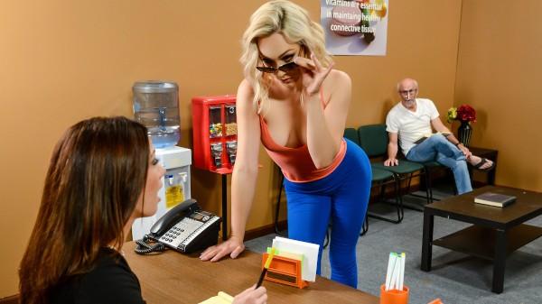 The Impatient Patient - Brazzers Porn Scene