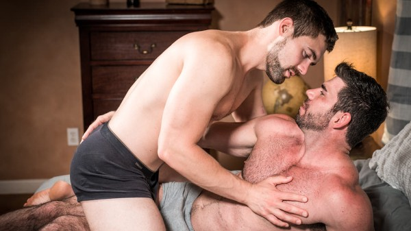 Younger Love Scene 1 - Griffin Barrows, Billy Santoro