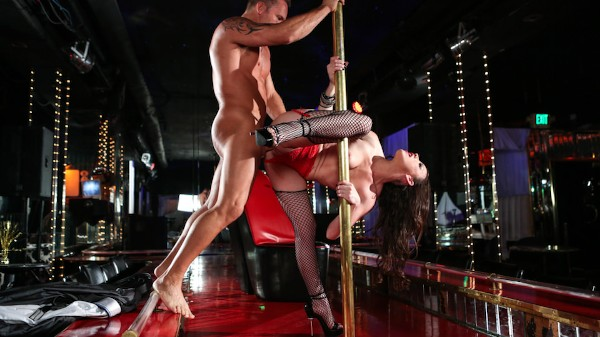 The Stripper Scene 4 Porn DVD on Mile High Media with Marcus London, Jennifer White