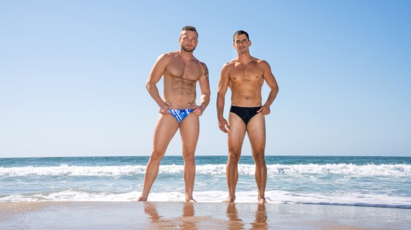 Watch Lachlan & Sean: Bareback on Male Access - All the Best Gay Porn in One place