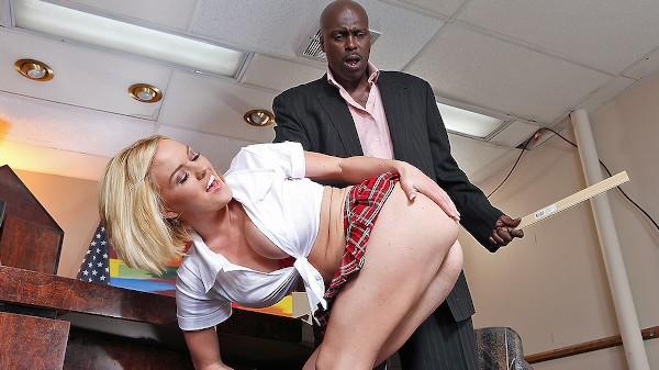 Old School Correction - Brazzers Porn Scene