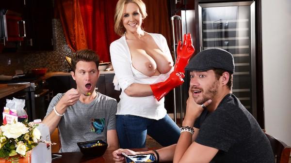 Happy Milfs Day - Brazzers Porn Scene