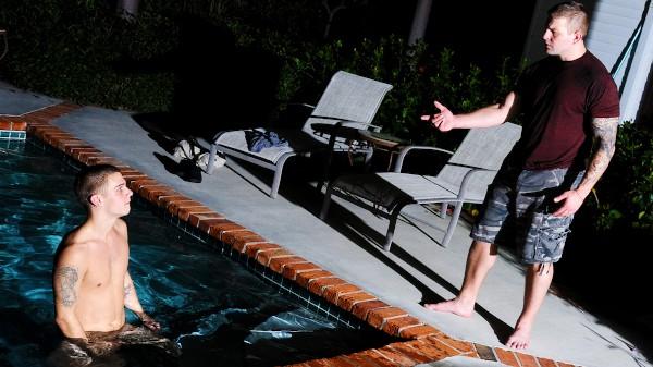Midnight Swim - feat Trent Ferris, Colby Jansen