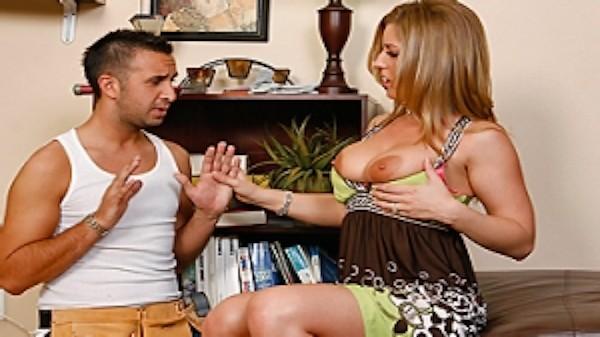 Keiran's Handy Work - Brazzers Porn Scene