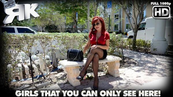 Mature Affair with Levi Cash, Vanessa Bella at milfhunter.com