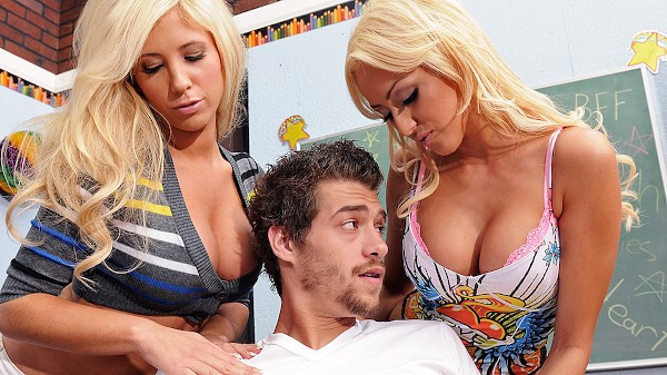 Whoresome High School - Brazzers Porn Scene