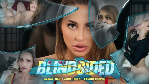Blindsided - Alina Lopez, Abigail Mac, Zac Wild