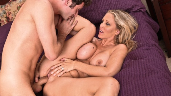 The New Stepmother #04 Scene 4 Porn DVD on Mile High Media with James Deen, Julia Ann