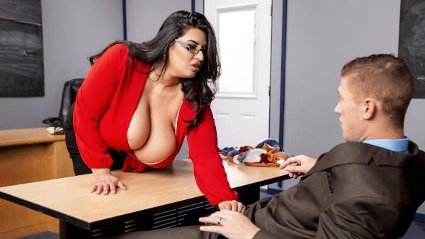 Disciplinary Action - Brazzers Porn Scene