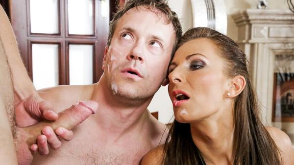 Enjoy CUMSHOTS_Bi_Sexual Cuckold #07 Scene 5 on Milfed.com Featuring Denis Reed, Georgio Black, Barbara Nova, Mea Melone, Lara, Tomm, Meggie, Mark Brown