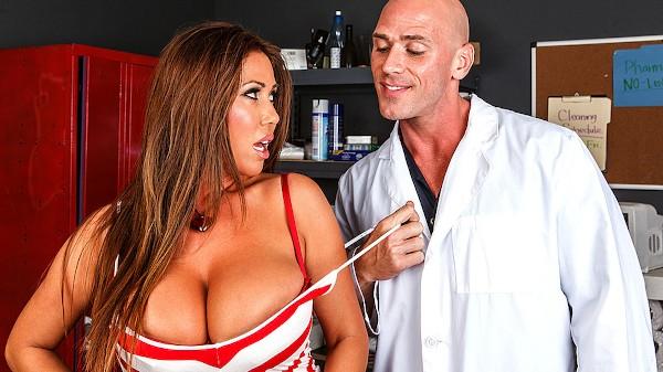 Filling her Prescription and Pussy - Brazzers Porn Scene