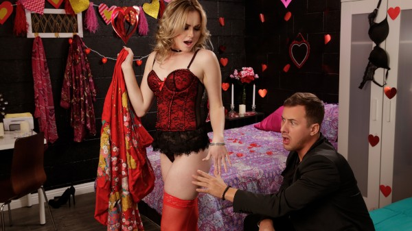 Dare Dorm V Day Featuring Jessy Jones, Britney Light - Keezmovies Premium