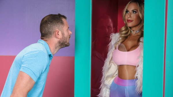 All Dolled Up: Gonzo Edition - Brazzers Porn Scene
