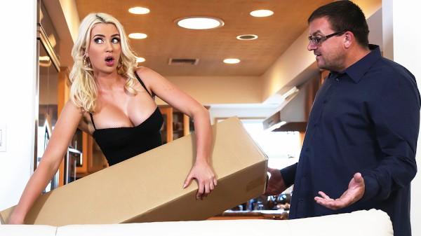 Dick Delivery - Brazzers Porn Scene