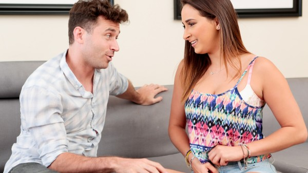 Babysitter Diaries #17 Scene 1 Porn DVD on Mile High Media with Ashley Adams, James Deen