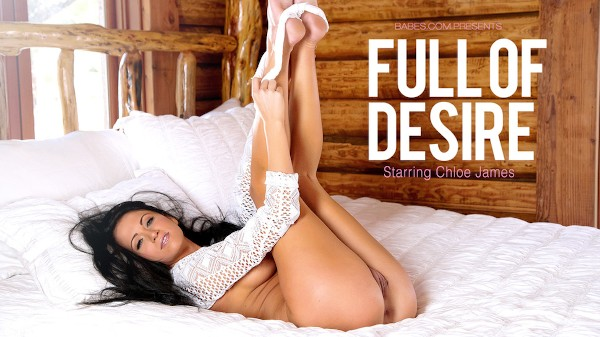 Full Of Desire - Chloe James - Babes