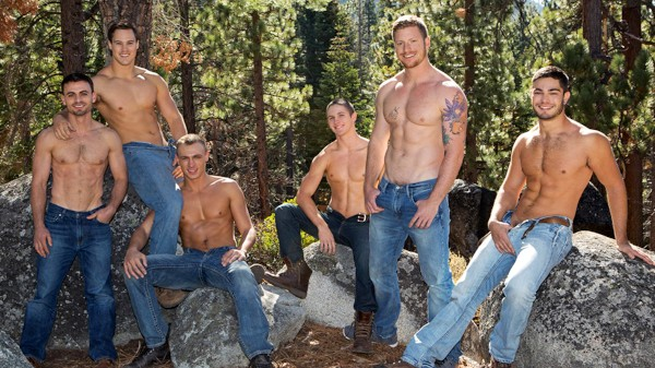 Watch Mountain Getaway: Day 4 - POP-UP on Male Access - All the Best Gay Porn in One place