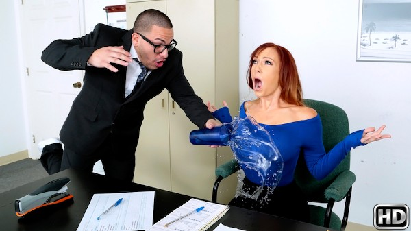 My Nerdy Assistant Elite XXX Porn 100% Sex Video on Elitexxx.com starring Peter Green, Dani Jensen