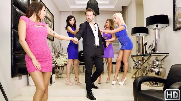Meeting The Girls Erik Everhard Porn Video - Reality Kings