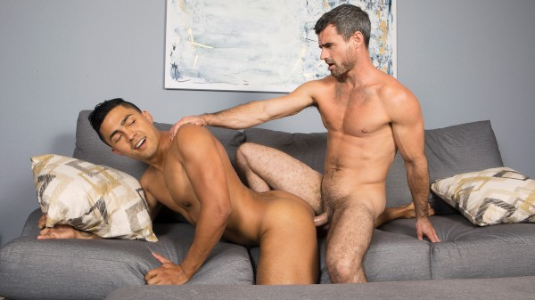 Daniel & Asher: Bareback - Best Gay Sex