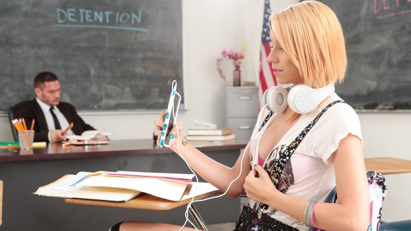 Detention Hookup Scene 2 Porn DVD on Mile High Media with Cece Capella, Danny Mountain