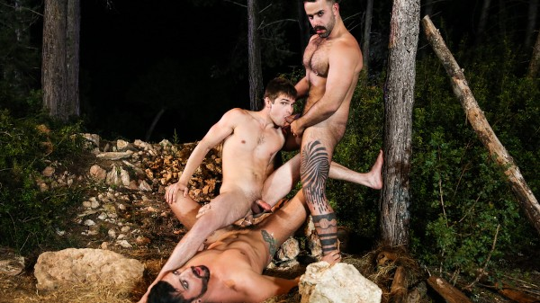 Pirates : A Gay XXX Parody Part 3 - feat Johnny Rapid, Gabriel Cross, Teddy Torres, Jimmy Durano