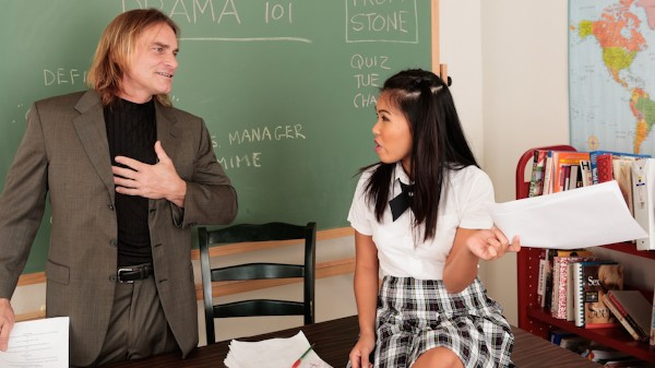 Corrupt Schoolgirls #03 Scene 3 Porn DVD on Mile High Media with Cindy Starfall, Evan Stone