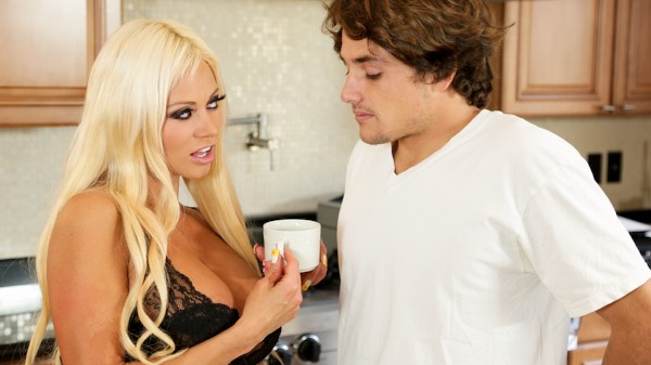 MILFS Seeking Boys #06 Scene 1 Porn DVD on Mile High Media with Nikita Von James, Tyler Nixon