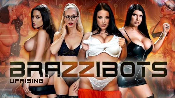 BrazziBots: Uprising - Brazzers Porn Scene