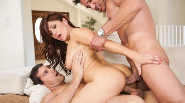 DP My Wife With Me #03 Scene 4 Porn DVD on Mile High Media with Lea Lexis, Marco Banderas, Ramon Nomar
