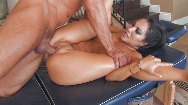 Asa's Total Massage!