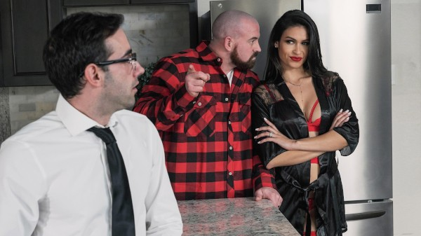 I'm Open To Anything - Brazzers Porn Scene