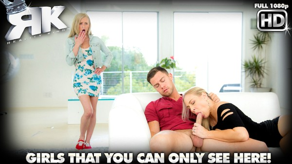 Naked Impression with Seth Gamble, Angel Allwood, Skylar Green at momsbangteens.com