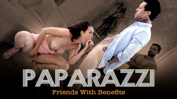 Paparazzi Part 3: Friends With Benefits Scene 3 Porn DVD on Mile High Media with Jade Nile, Small Hands