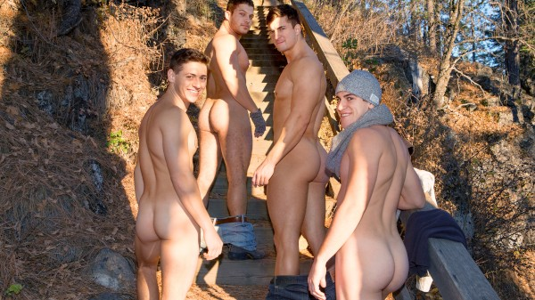 Watch Winter Getaway: Day 4 on Male Access - All the Best Gay Porn in One place