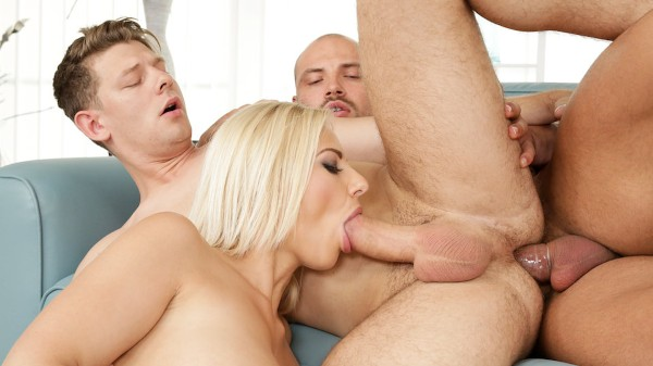 The Other Man Scene 2 Bisexual Orgy on Bi Empire with Miky Bolt