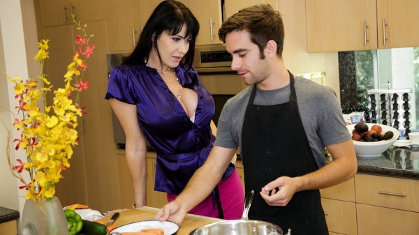 MILFs Seeking Boys #05 Scene 4 Porn DVD on Mile High Media with Eva Karera, Logan Pierce