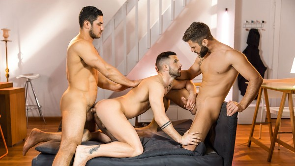 The Couple That Fucks Together Part 2 - feat Hector De Silva, Sunny Colucci, Dato Foland