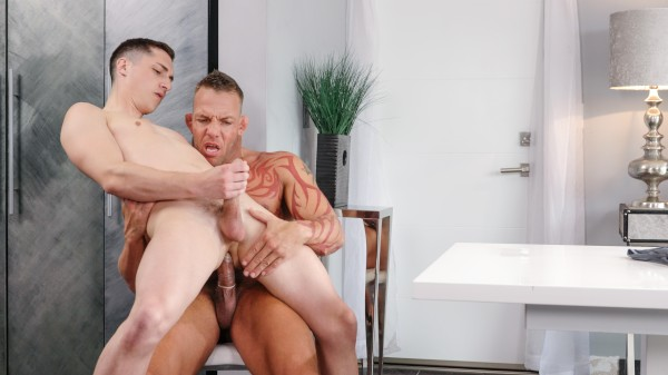 My Best Friend's Dad Scene 4 - Tristan Hunter, Tristan Brazer